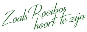 Bosveld Rooibos Teesakkies rooibosthee